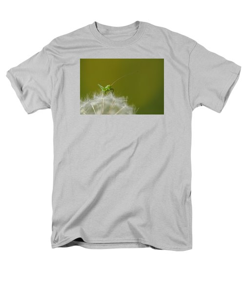 Men's T-Shirt  (Regular Fit) featuring the photograph What's The Time.... by Richard Patmore