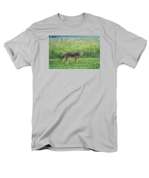 Men's T-Shirt  (Regular Fit) featuring the photograph Wiley by Jessica Brawley