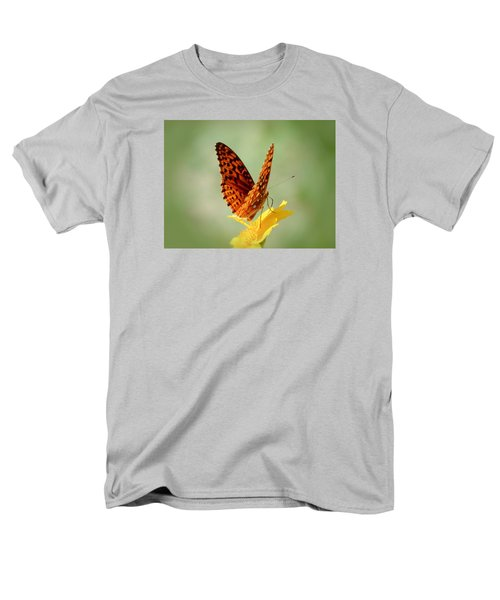 Wings Up - Butterfly Men's T-Shirt  (Regular Fit) by MTBobbins Photography