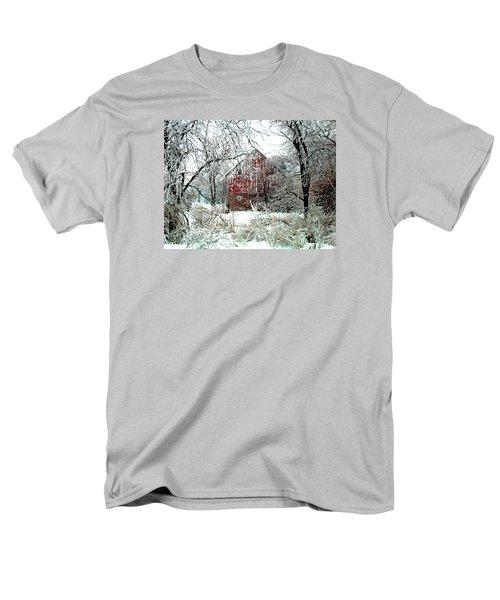 Winter Wonderland Men's T-Shirt  (Regular Fit)