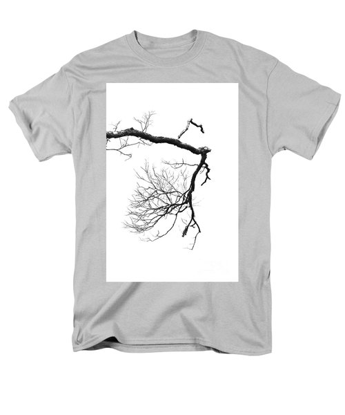 Men's T-Shirt  (Regular Fit) featuring the photograph Wintered Over by Skip Willits