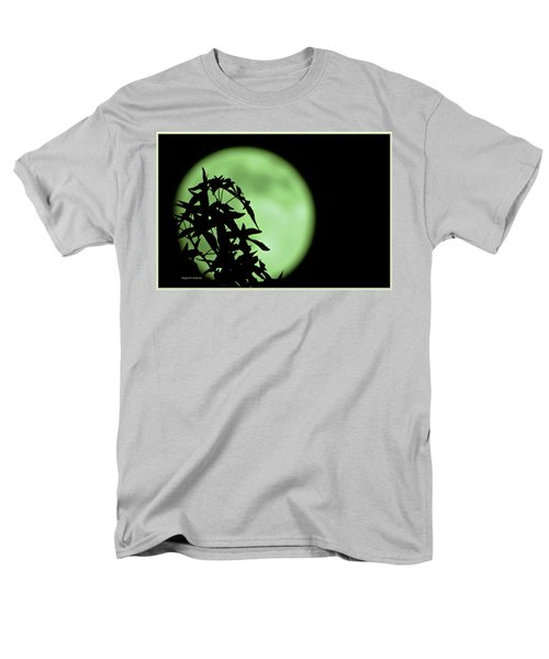 Men's T-Shirt  (Regular Fit) featuring the photograph Witching Hour by DigiArt Diaries by Vicky B Fuller
