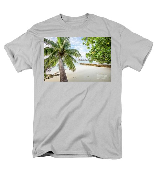 Men's T-Shirt  (Regular Fit) featuring the photograph Wonderful View by Hannes Cmarits