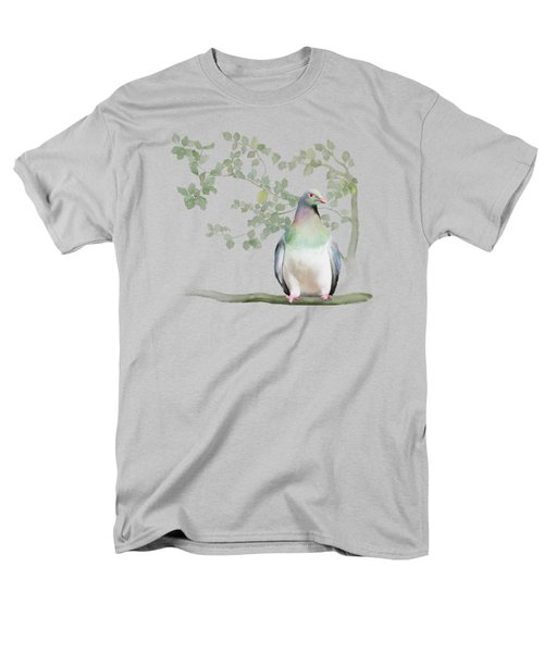Wood Pigeon Men's T-Shirt  (Regular Fit) by Ivana Westin