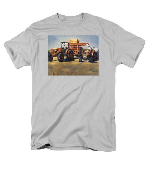 Workin' At The Ranch Men's T-Shirt  (Regular Fit)