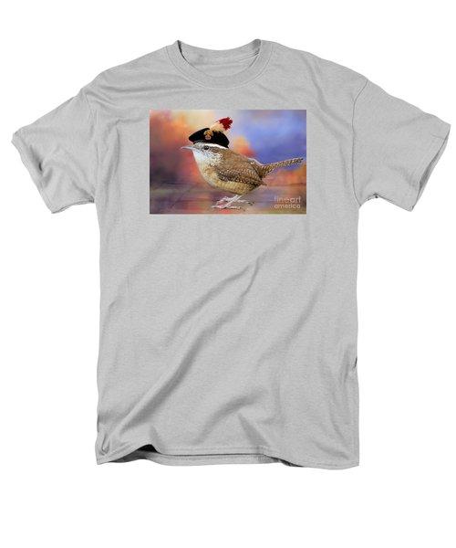Wrenaissance Man Men's T-Shirt  (Regular Fit)