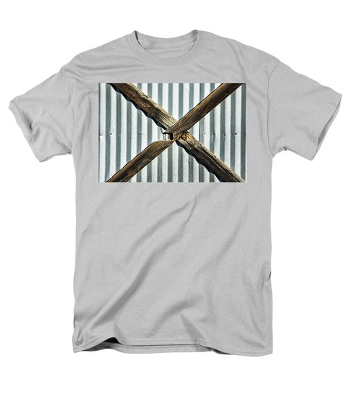 Men's T-Shirt  (Regular Fit) featuring the photograph X Marks The Spot by Karol Livote
