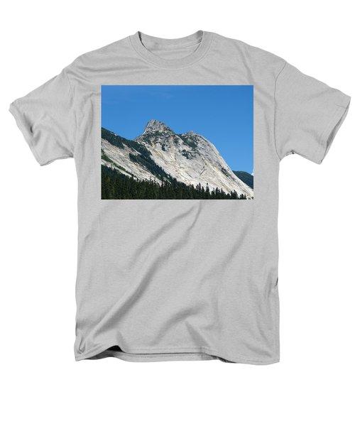 Yak Peak Men's T-Shirt  (Regular Fit) by Will Borden
