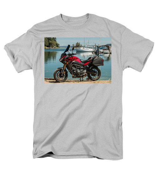 Yamaha Fj-09 .3 Men's T-Shirt  (Regular Fit) by E Faithe Lester