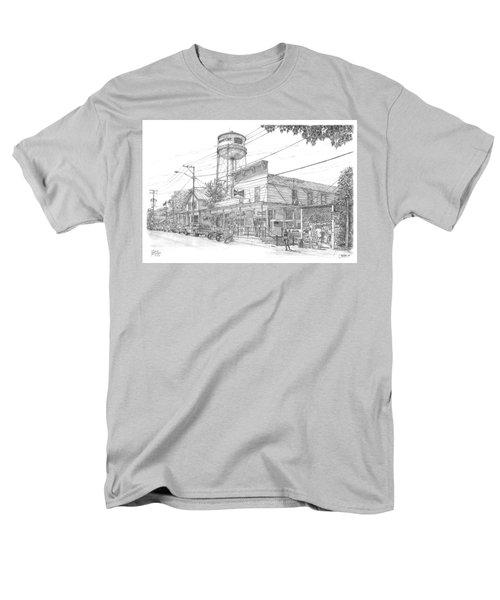 Yesterday Today Men's T-Shirt  (Regular Fit) by Doug Kreuger