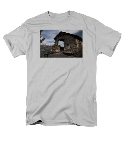 Men's T-Shirt  (Regular Fit) featuring the photograph Yosemite Refuge by Ivete Basso Photography