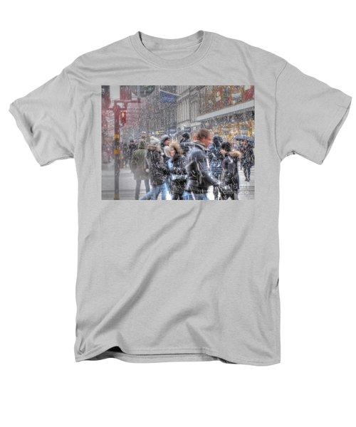 Yury Bashkin Winterstockholm Men's T-Shirt  (Regular Fit) by Yury Bashkin
