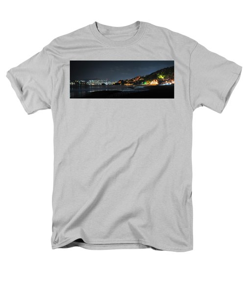 Zihuatanejo, Mexico Men's T-Shirt  (Regular Fit) by Jim Walls PhotoArtist