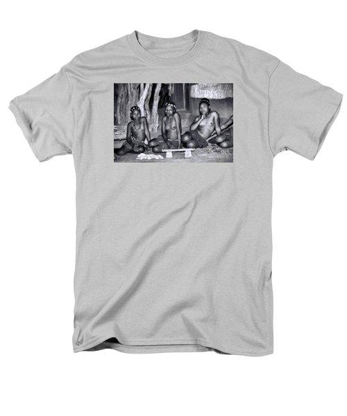 Men's T-Shirt  (Regular Fit) featuring the photograph Zulu Women by Rick Bragan