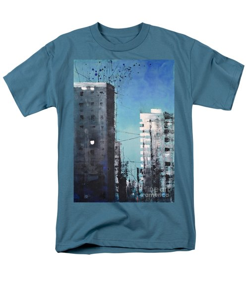 Rotterdam Men's T-Shirt  (Regular Fit) by Maja Sokolowska