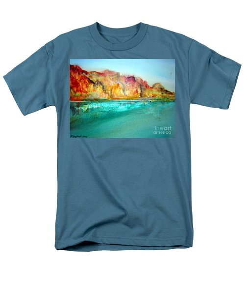 The Kimberly Australia Nt Men's T-Shirt  (Regular Fit)