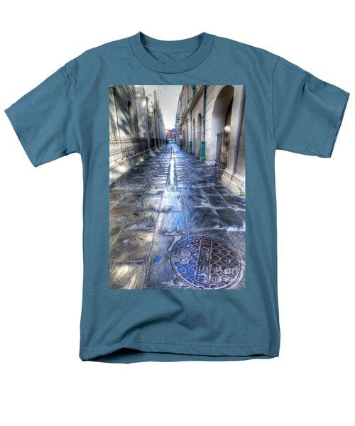 0270 French Quarter 2 - New Orleans Men's T-Shirt  (Regular Fit) by Steve Sturgill