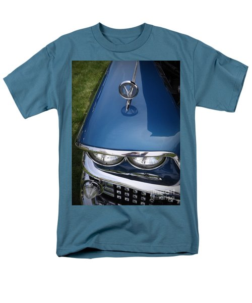 1958 Buick Super 56r Men's T-Shirt  (Regular Fit) by Sara  Raber