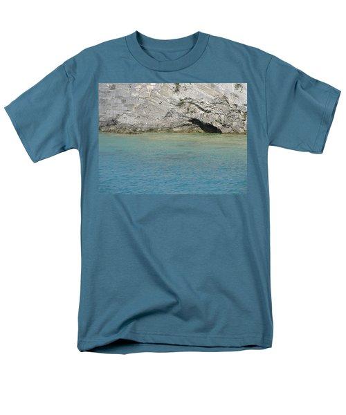 Bermuda Cave Men's T-Shirt  (Regular Fit)