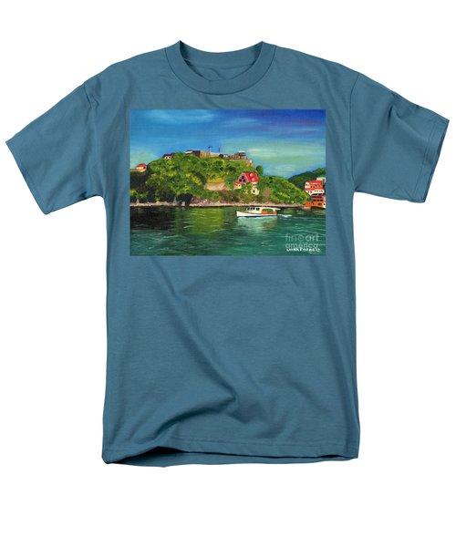Fort George Grenada Men's T-Shirt  (Regular Fit)