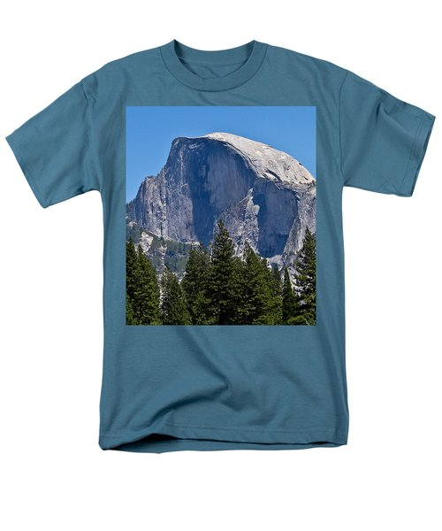 Men's T-Shirt  (Regular Fit) featuring the photograph Half Dome by Brian Williamson