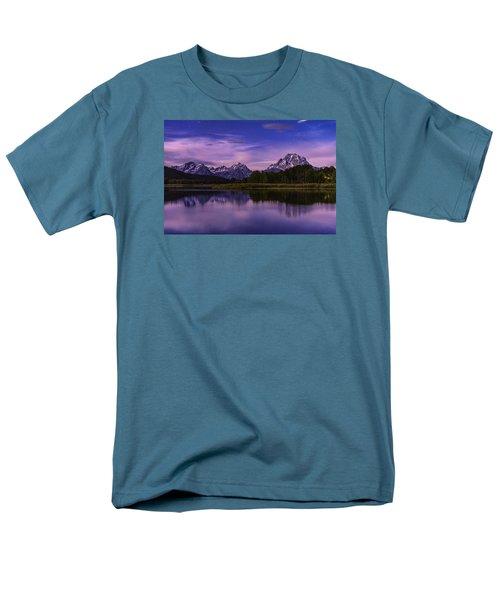 Moonlight Bend Men's T-Shirt  (Regular Fit) by Chad Dutson