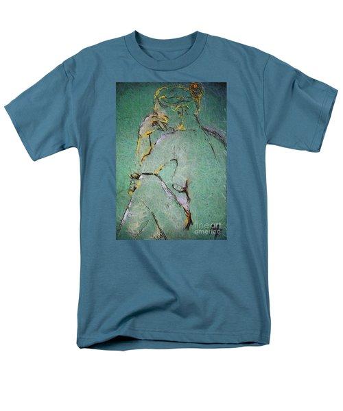 Nude IIi  Men's T-Shirt  (Regular Fit)