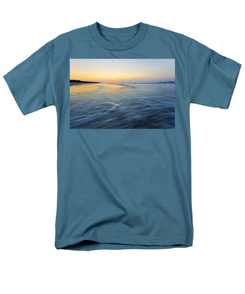 Sunrise On Hilton Head Island Men's T-Shirt  (Regular Fit) by Peter Lakomy