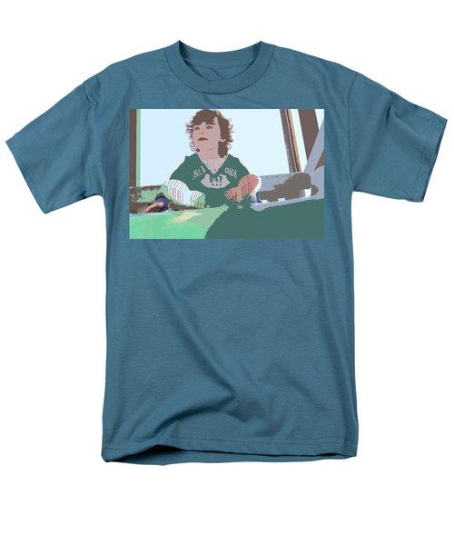 Altogether Men's T-Shirt  (Regular Fit) by Nick David