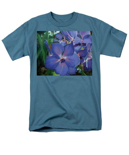 Orchids Men's T-Shirt  (Regular Fit)