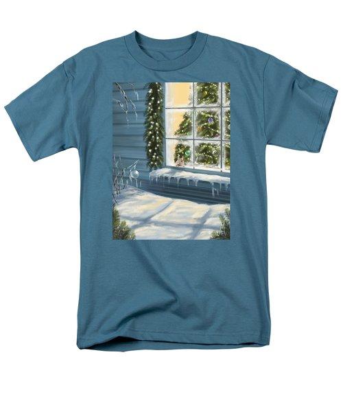 Waiting... Men's T-Shirt  (Regular Fit) by Veronica Minozzi