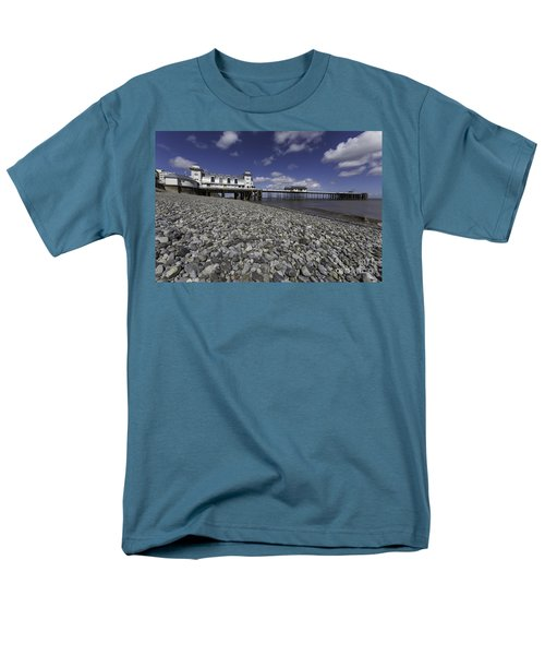 Penarth Pier 2 Men's T-Shirt  (Regular Fit)