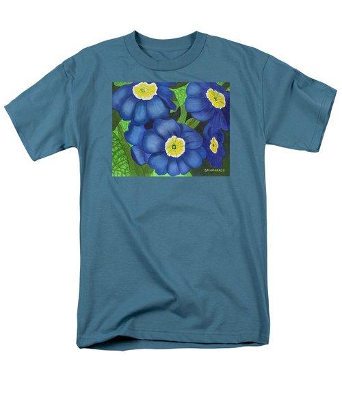 Prim And Proper Men's T-Shirt  (Regular Fit) by Donna  Manaraze
