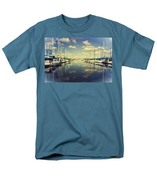 A Cloud Here A Cloud There Men's T-Shirt  (Regular Fit) by Heidi Smith