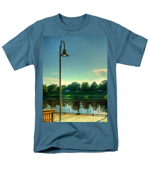Men's T-Shirt  (Regular Fit) featuring the photograph A Recall Of Yesterday by Ester  Rogers