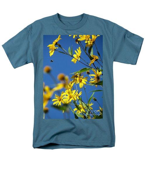 Action Men's T-Shirt  (Regular Fit) by France Laliberte