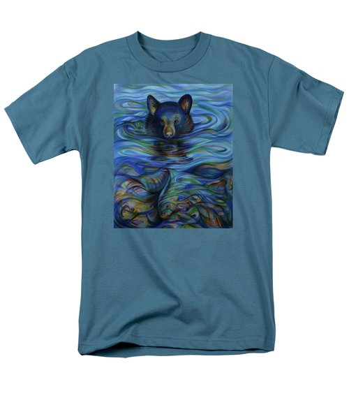 Alaska Stories. Part Two Men's T-Shirt  (Regular Fit) by Anna  Duyunova