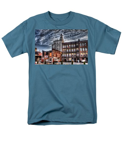 Alley View Men's T-Shirt  (Regular Fit) by Ray Congrove