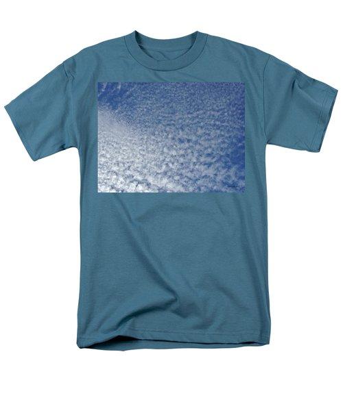 Men's T-Shirt  (Regular Fit) featuring the photograph Altocumulus Clouds by Jason Williamson