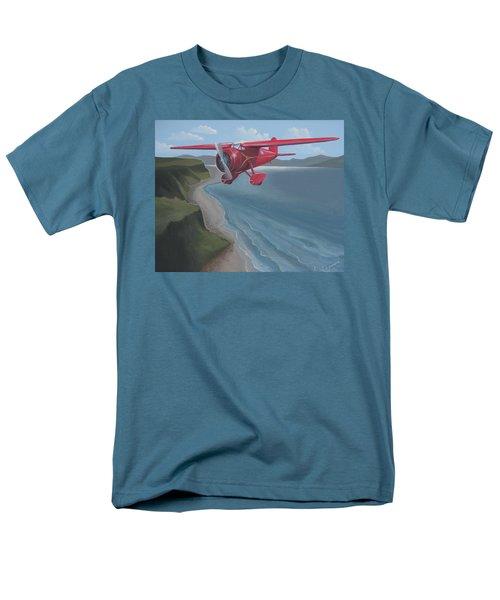 Amelia's Lockheed Vega Men's T-Shirt  (Regular Fit) by Stuart Swartz