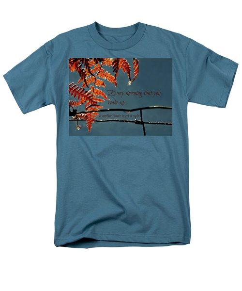Another Chance Men's T-Shirt  (Regular Fit)