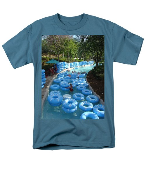 Men's T-Shirt  (Regular Fit) featuring the photograph Any Spare Tubes by David Nicholls