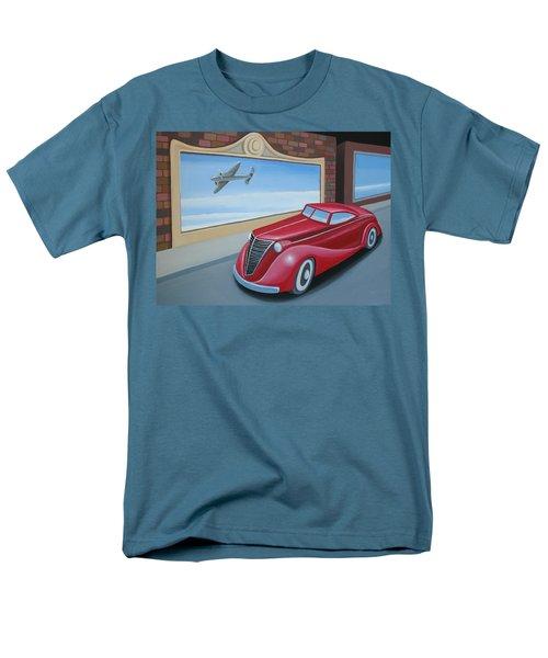 Art Deco Coupe Men's T-Shirt  (Regular Fit) by Stuart Swartz