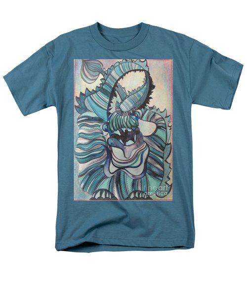 Men's T-Shirt  (Regular Fit) featuring the painting Asian Celebrations by PainterArtist FIN