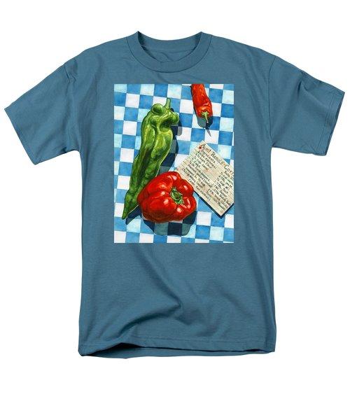 Aunt Rosa's Cornbread Men's T-Shirt  (Regular Fit) by Lynda Hoffman-Snodgrass