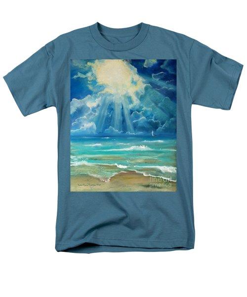 Beach Men's T-Shirt  (Regular Fit) by Robin Maria Pedrero