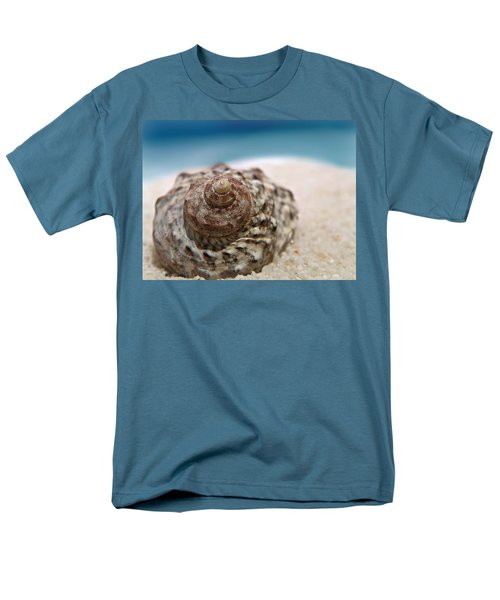 Beach Treasure Men's T-Shirt  (Regular Fit) by Micki Findlay