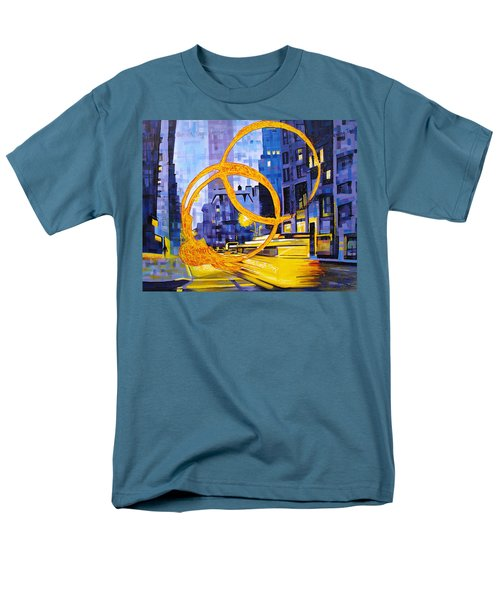Before These Crowded Streets Men's T-Shirt  (Regular Fit) by Joshua Morton