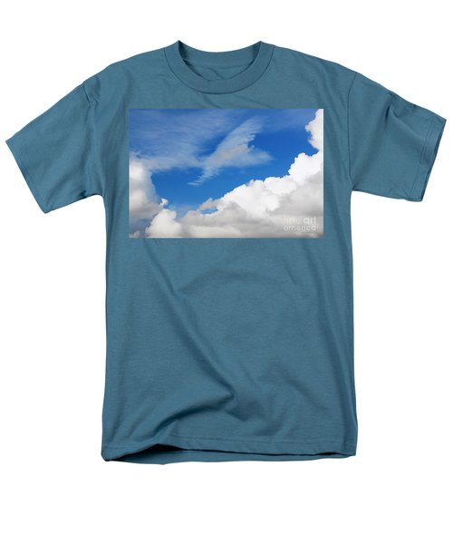 Behind The Clouds Men's T-Shirt  (Regular Fit) by Susan Wiedmann
