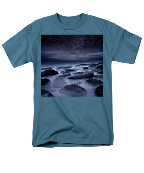 Men's T-Shirt  (Regular Fit) featuring the photograph Beyond Our Imagination by Jorge Maia